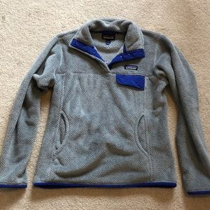 Patagonia fleece pullover. Like new condition!!!